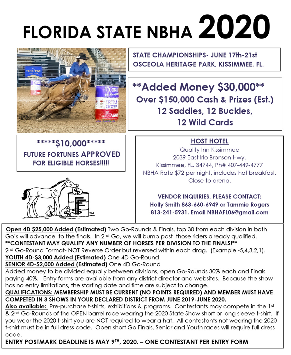 2020 Florida State Show