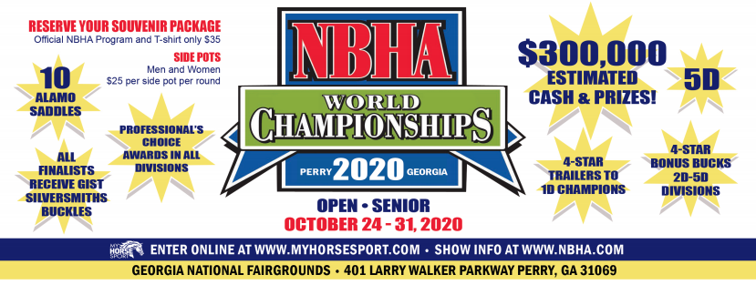 NBHA World Open for Entry